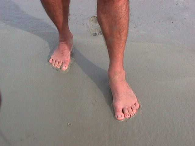 Barefeet In Cement 2009 04 17 1355