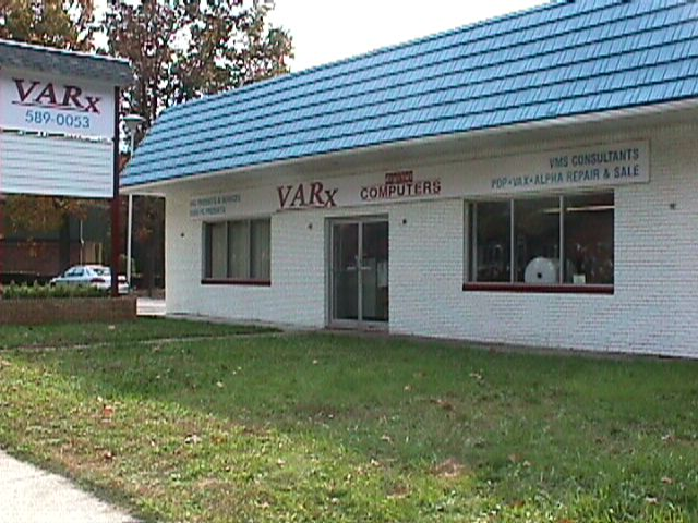 Varx Inc, Pitman, NJ